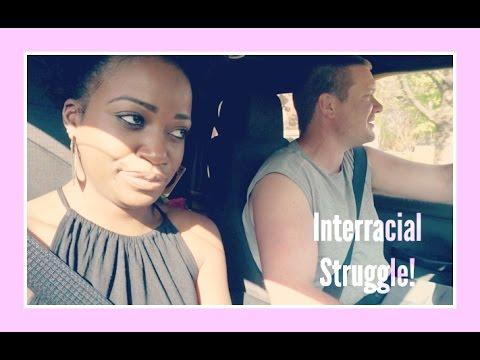 INTERRACIAL STRUGGLE!! (видео)