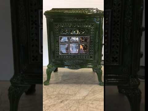 Siroco French Antique Stove with Bio Ethanol