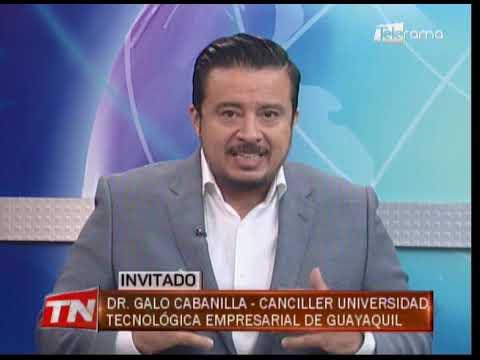 Dr. Galo Cabanilla