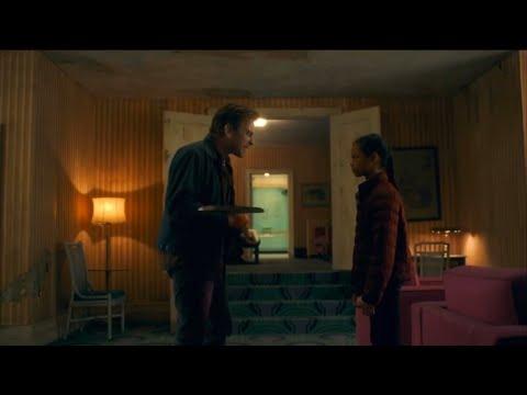 Doctor Sleep:Danny try to kill Abra in Overlook Scene