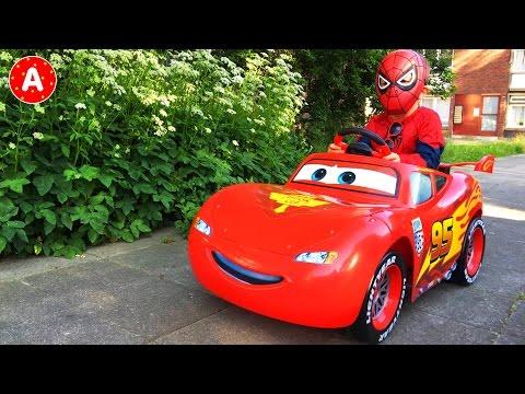 FEBER - Voiture CARS Lightning McQueen avec Sons et Lumier… FEB8411845008861