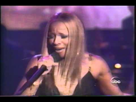 Mary J. Blige - Be Without You (Live On Dancing With The Stars)