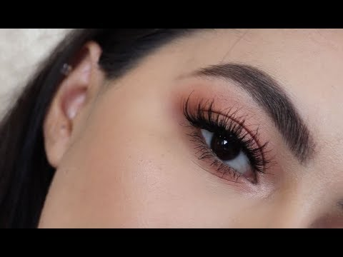 Maquillaje Durazno Para El Día | Peachy Day Makeup Tutorial