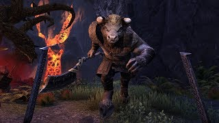ESRB RATING: Mature with Blood and Gore, Sexual Themes, Use of Alcohol, Violence.In the July 7 episode of ESO Live, we share the latest news and take a walking tour of Falkreath Hold, one of the dungeons included with with upcoming Horns of the Reach DLC game pack.Hosts: Community Managers Gina Bruno and Jessica FolsomGuests: Dungeon Lead Mike Finnigan and Senior World Builder Jon Racine -- Watch live at https://www.twitch.tv/bethesda