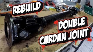 Video how to rebuild double cardan joint MP3, 3GP, MP4, WEBM, AVI, FLV Juni 2018