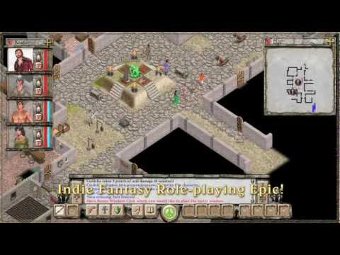 Video of Avernum: Escape From the Pit