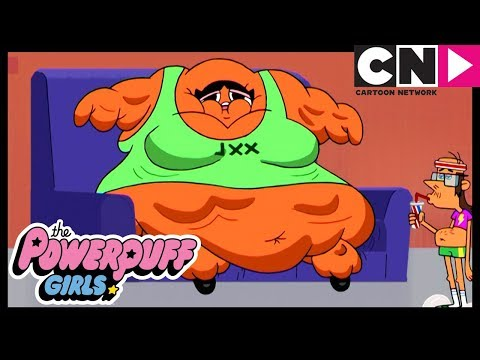 Powerpuff Girls | Guns of Steel | Cartoon Network