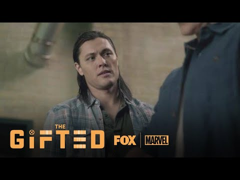 John Teaches Reed How To Manifest His Powers   Season 2 Ep. 6   THE GIFTED