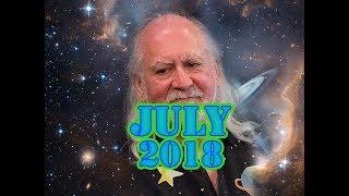 Rick Levine Astrology Forecast for July 2018