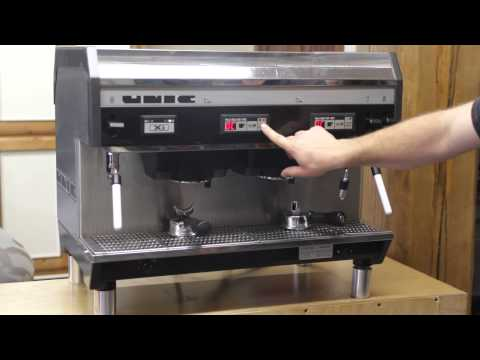 UNIC Xi Espresso Machine Demo