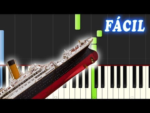Titanic / FACIL / Piano Tutorial