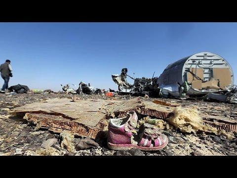 Σινά: «Εν πτήσει διαλύθηκε το Airbus», σύμφωνα με Ρώσο αξιωματούχο