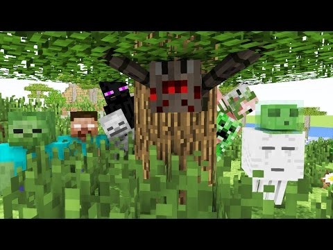 Monster School: Season 1 - All Episodes Minecraft Animation