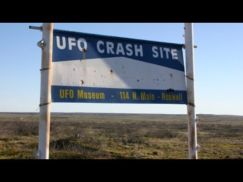 The Roswell Incident – a UFO crash?