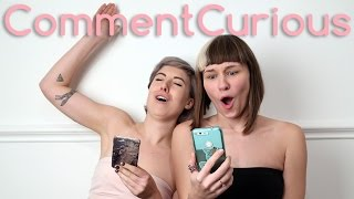 Our Weirdest Messeges - Comments Curious