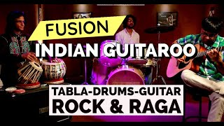 INDIAN GUITAROO (Unique Fusion)