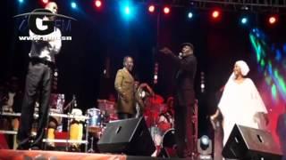 """Concert Youssou Ndour a Saint Louis - Golbert Diagne prépare son """"thiébou dieune"""""""