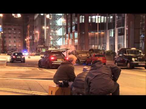 Glasgow - A short film of behind-the-scenes footage for Fast and Furious 6, shot in Glasgow last year.