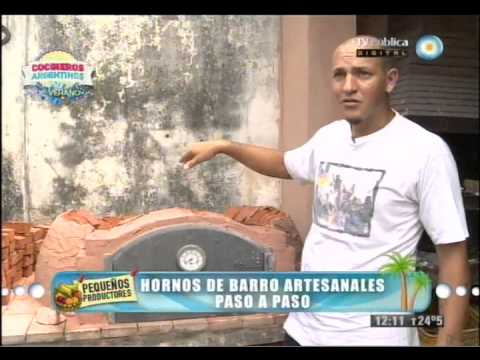 Hornos de barro El Cardal