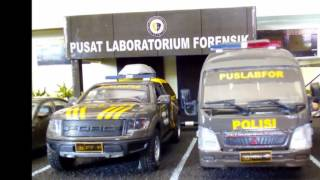 Video MiniDiorama dan Diecast PUSLABFOR MABES POLRI JAKARTA skala 1 43 - net86 MP3, 3GP, MP4, WEBM, AVI, FLV Mei 2019