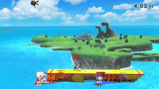 mewtwo vs roy online