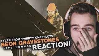 Tyler | Neon Gravestones | BBC Radio 1 Live Lounge |  Reaction!