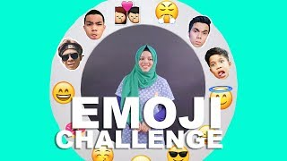Video EMOJI CHALLENGE with Sajidah Halilintar MP3, 3GP, MP4, WEBM, AVI, FLV Maret 2018