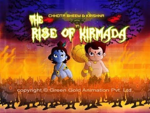 Video Chhota Bheem and Krishna in Rise of Kirmada Movie. download in MP3, 3GP, MP4, WEBM, AVI, FLV January 2017