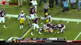 Zach Mettenberger vs Mississippi State (2012)