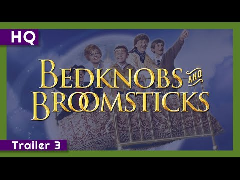 Bedknobs and Broomsticks (1971) Trailer 3