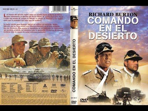 Comando Del Desierto (CASTELLANO)