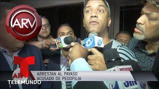 El payaso Kanqui se entregó a las autoridades | Al Rojo Vivo
