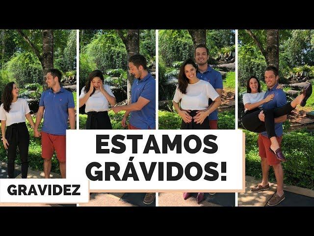 ESTAMOS GRÁVIDOS! - Closet da Mari