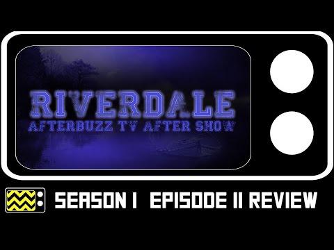 Riverdale Season 1 Episode 11 Review & After Show   AfterBuzz TV