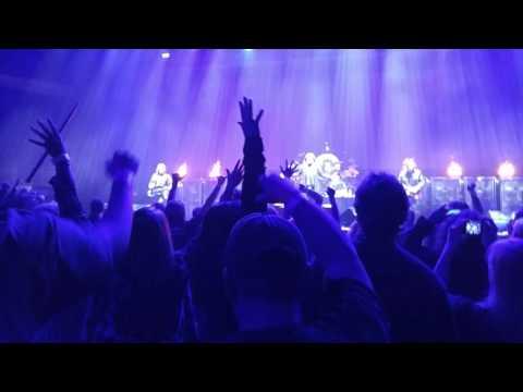 (VIDEO) Black Sabbath Kick Off the Final Tour In Omaha