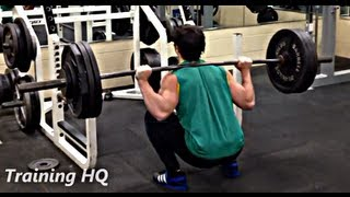 【トレーニングでケガを防ごう】下半身強化におすすめ!「ディープスクワット」