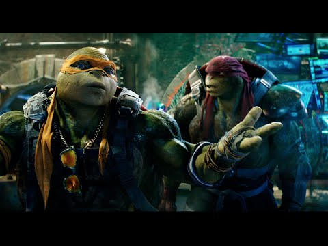 Teenage Mutant Ninja Turtles: Out of the Shadows (TV Spot 'Chase')