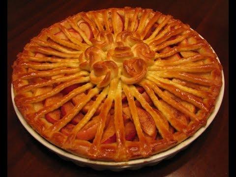 Пироги с яблоками рецепты с из дрожжевого