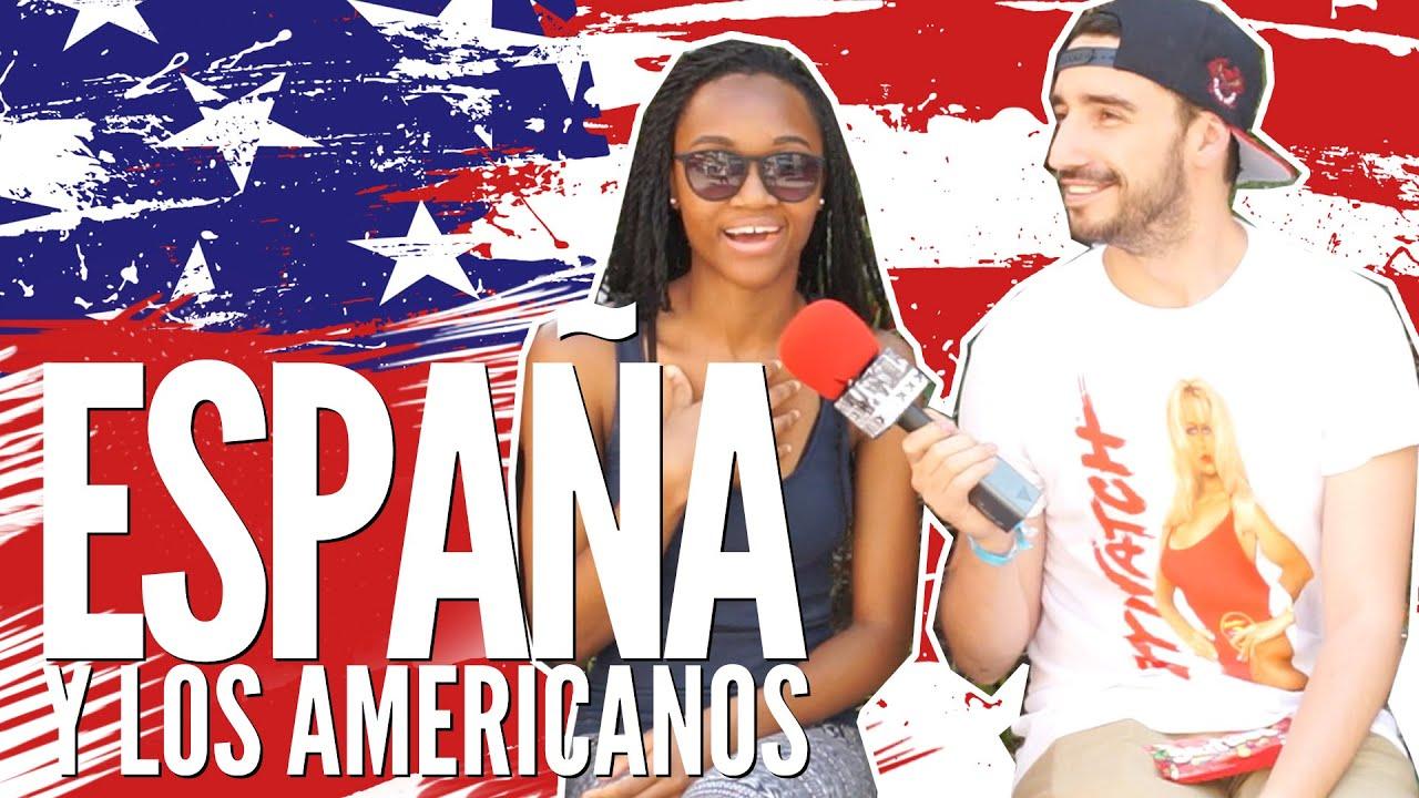 ESPAÑA Y LOS AMERICANOS – Toniemcee