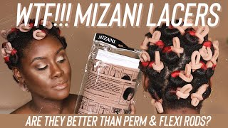 Video Are the MIZANI LACERS the NEW WAVE of NATURAL HAIR ROLLERS?? WTF DID I BUY? MP3, 3GP, MP4, WEBM, AVI, FLV Agustus 2019