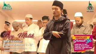 Taqy Malik jadi Imam di Jepang #2 (Bikin Baper)