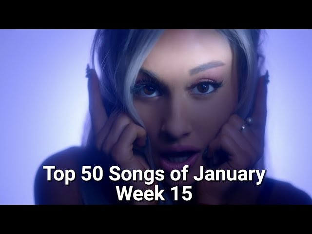 Top 50 Songs Of January Week Of 17th 23th Week 15 | Mp3Gratiss.com