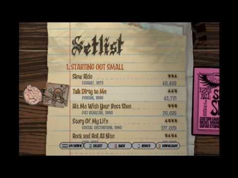 Guitar Hero 3 Musicas