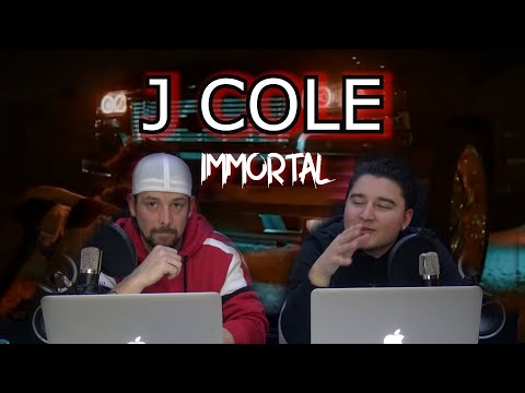 And thats how its DONE!!! J Cole IMMORTAL REACTION FRReacts
