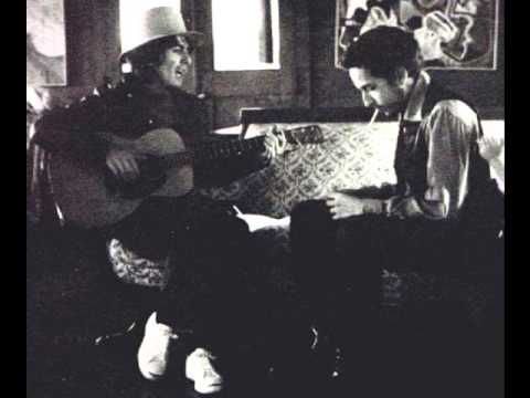 Bob Dylan George Harrison - May 1 1970 -  In The Studio (audio)