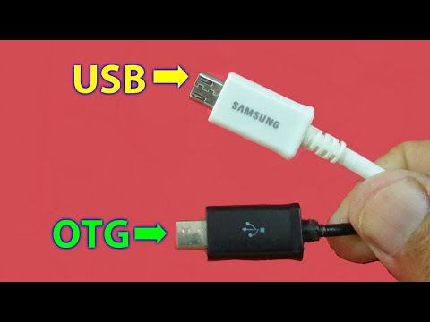 Difference Between USB And OTG