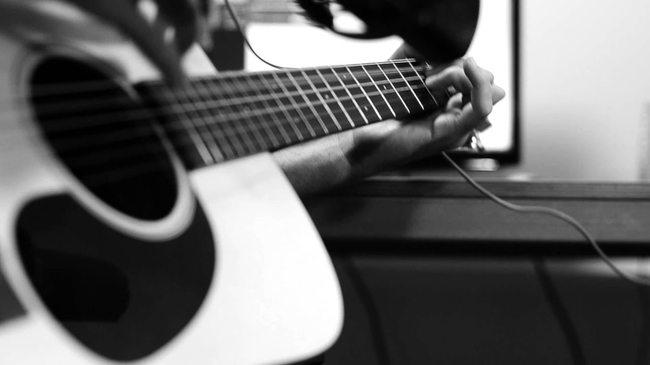 Shinedown – Simple Man acoustic guitar cover