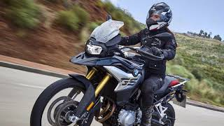 7. 2018 BMW F850GS/F750GS review  |  Visordown.com road test