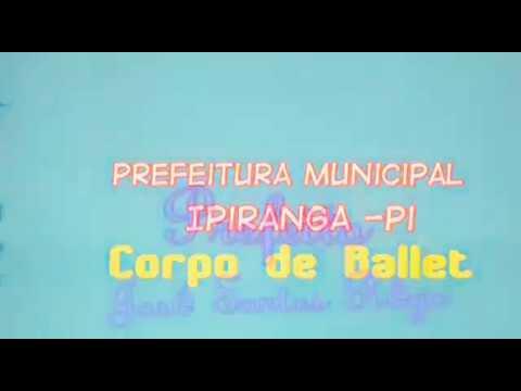 Corpo de ballet de ipiranga do Piauí fotos