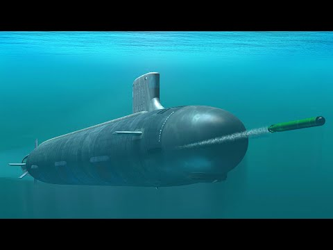 The US Builds A New Submarine